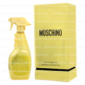 MOSCHINO FRESH GOLD dama
