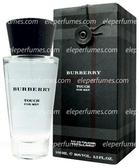 BURBERRY TOUCH caballero