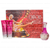 CAN CAN BURLESQUE SET 4 PZS dama